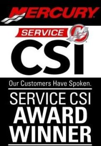 Mercury Marine CSI Score Winner